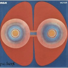 P.C. KENT - P.C. KENT - LP UK 1970 - EXCELLENT-