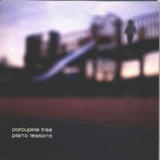 "PORCUPINE TREE - PIANO LESSONS - 7"" UK 1999 - NEAR MINT"