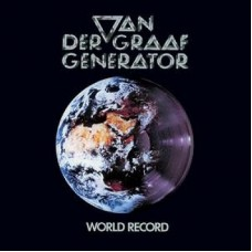 VAN DER GRAAF GENERATOR - WORLD RECORD - LP UK - NEAR MINT