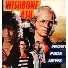 WISHBONE ASH - FRONT PAGE NEWS - LP UK 1977 - EXCELLENT