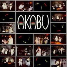 AKABU - AKABU - LP UK 1989 - EXCELLENT+