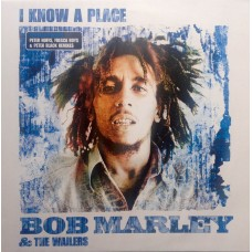 "BOB MARLEY & THE WAILERS - I KNOW A PLACE - 12"" UK 2001 - NEAR MINT"