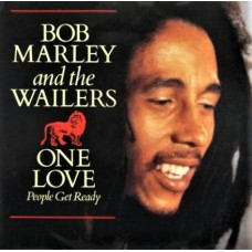 "BOB MARLEY & THE WAILERS - ONE LOVE - 12"" UK 1984 - WITH POSTER - EXCELLENT+"