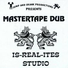 IS-REAL-ITES STUDIO - MASTERTAPE DUB - LP UK 1997 - EXCELLENT+