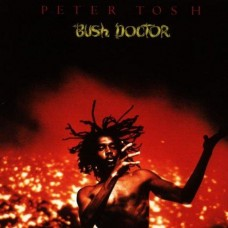 PETER TOSH - BUSH DOCTOR - LP - EXCELLENT+