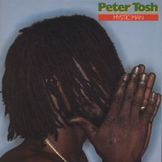 PETER TOSH - MYSTIC MAN - LP - EXCELLENT+