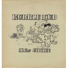 THE REPROBATES - RUBBLE DUB - LP UK 1984 - PRE RELEASE - EXCELLENT+