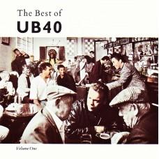 UB40 - THE BEST OF UB40 - VOLUME ONE - LP UK 1987 - EXCELLENT+