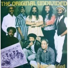 UNDIVIDED - THE ORIGINAL UNDIVIDED - LP UK 1985 - EXCELLENT