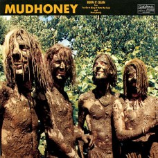 "MUDHONEY - BURN IT CLEAN - 12"" 1989 - EXCELLENT"