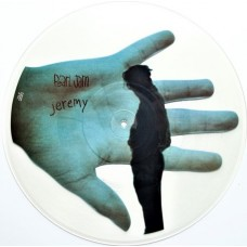 """PEARL JAM - JEREMY - 12"""" UK 1992 - PICTURE DISC - EXCELLENT"""