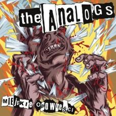 ANALOGS - MIEJSKIE OPOWIEŚCI - LP 2008 - MINT
