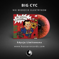 BIG CYC - NIE WIERZCIE ELEKTRYKOM - 180g LP 2019 - LIMITED EDITION ORANGE/BLACK SPLATTER - MINT - PRE-ORDER