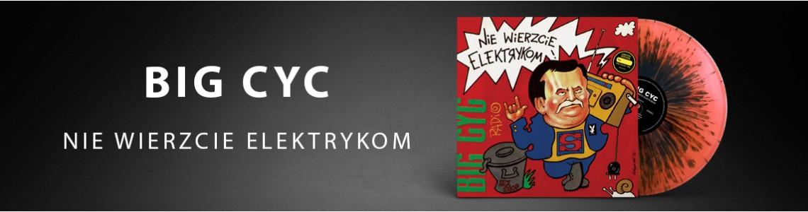 Big Cyc - Nie Wierzcie Elektrykom - Orange Vinyl