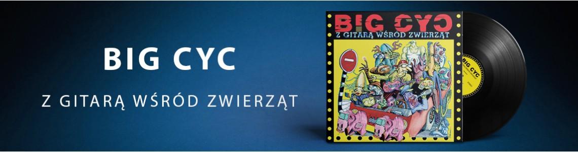 Big Cyc - Z Gitara Wsrod Zwierzat - Black