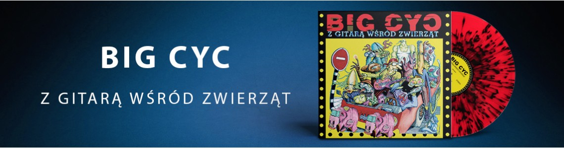 Big Cyc - Z Gitara Wsrod Zwierzat - Red