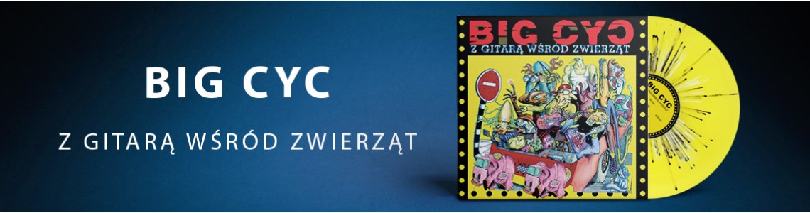 Big Cyc - Z Gitara Wsrod Zwierzat - Yellow