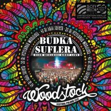 BUDKA SUFLERA - CIEŃ WIELKIEJ GÓRY LIVE - LP 2015 - MINT