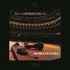 BUDKA SUFLERA - LIVE AT CARNEGIE HALL VO. 2 - 2 LP 2018 - MINT