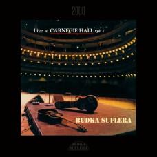 BUDKA SUFLERA - LIVE AT CARNEGIE HALL VO. 1 - 2 LP 2018 - MINT