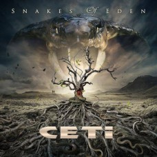 CETI - SNAKES OF EDEN - LP 2017 - MINT