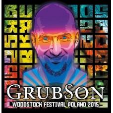 GRUBSON - WOODSTOCK FESTIVAL POLAND 2015 - 2LP - MINT