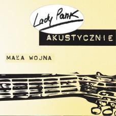 LADY PANK - AKUSTYCZNIE - MAŁA WOJNA - 2 LP 2018 - MINT