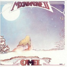 CAMEL - MOONMADNESS - LP UK 1976 - ORIGINAL - EXCELLENT+