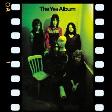 YES - THE YES ALBUM - LP - EXCELLENT++