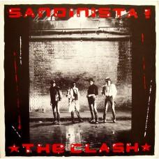 THE CLASH - SANDINISTA! - LP UK 1980 - NEAR MINT