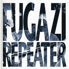 FUGAZI - REPEATER - LP 1990 - EXCELLENT