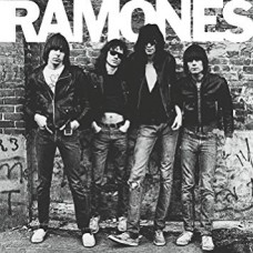 RAMONES - RAMONES - LP UK 1976 - ORIGINAL - EXCELLENT+