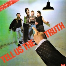 SHAM 69 - TELL US THE TRUTH - LP UK 1978 - NEAR MINT