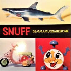 SNUFF - DEMMAMUSSABEBONK - LP UK 1996 - EXCELLENT+
