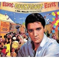 ELVIS PRESLEY - ROUSTABOUT - LP UK 1977 - EXCELLENT+