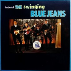 THE SWINGING BLUE JEANS - THE BEST OF THE SWINGING BLUE JEANS - LP UK 1978 - EXCELLENT+