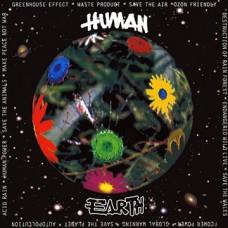 HUMAN - EARTH - 2LP 2016 - MINT
