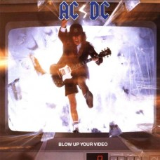 AC/DC - BLOW UP YOUR VIDEO - LP 1988 - EXCELLENT+