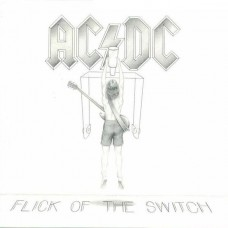 AC/DC - FLICK OF THE SWITCH - LP USA 1983 - NEAR MINT