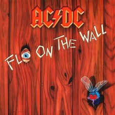 AC/DC - FLY ON THE WALL - LP 1985 - EXCELLENT+