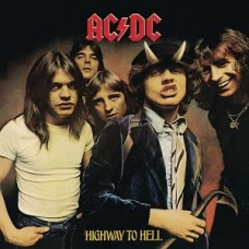 AC/DC - HIGHWAY TO HELL - LP UK 1979 - EXCELLENT-