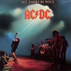 AC/DC - LET THERE BE ROCK - LP 1977 - NEAR MINT