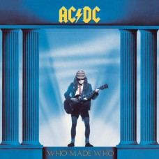 AC/DC - WHO MADE WHO - LP 1986 - NEAR MINT