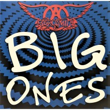 AEROSMITH - BIG ONES - LP 1994 - RARE - EXCELLENT+