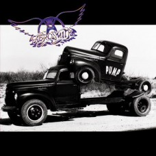 AEROSMITH - PUMP- LP 1989 - EXCELLENT