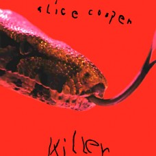 ALICE COOPER - KILLER - LP 1971 - WITH CALENDAR - EXCELLENT