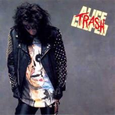 ALICE COOPER - TRASH - LP UK 19898 - PROMO - NEAR MINT
