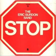 ERIC BURDON BAND - STOP - LP USA 1975 - EXCELLENT-