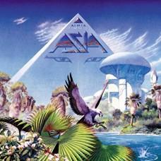 ASIA - ALPHA - LP 1983 - NEAR MINT