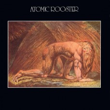 ATOMIC ROOSTER - DEATH WALKS BEHIND YOU - LP UK 1970 - EXCELLENT